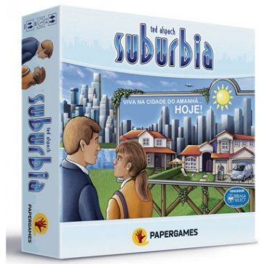 Suburbia - Em Português ! ( PRÉ - VENDA )