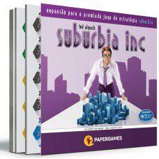 Suburbia Inc - EXPANSÃO - Em Português ! ( PRÉ - VENDA )