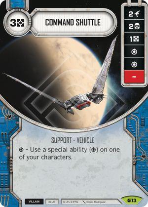 Transporte de Comando - Commando Shuttle