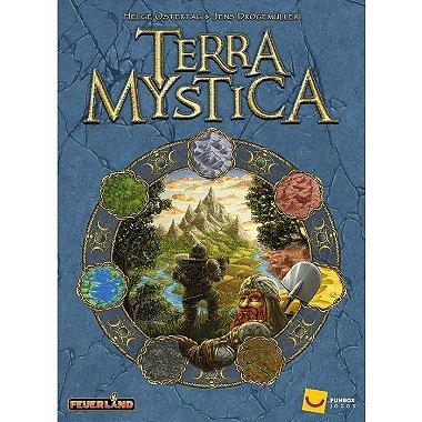 Terra Mystica - Em Português ! ( PRÉ - VENDA )