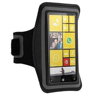 Braçadeira Armband Esport Nokia Lumia 820