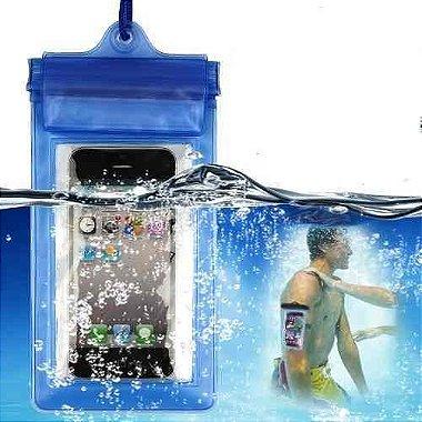 Capa a prova D ´ agua Mergulho Sony Xperia C C2304 C2305 S39h Transparente