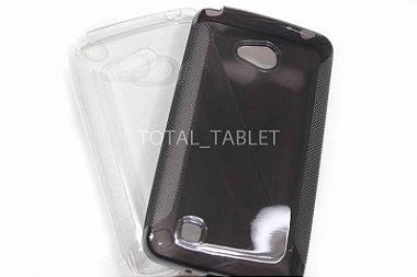 Capa Em Tpu Top Premium Lg L50 Dual D230n Total Tablet ! Transparente