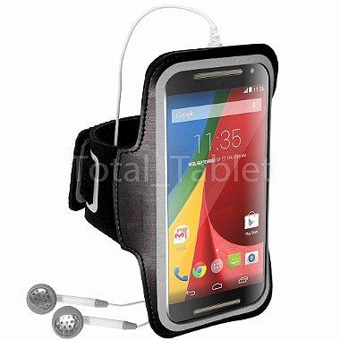 Braçadeira Neopreme Motorola Moto E 2 Xt1523 E2 2º Geração