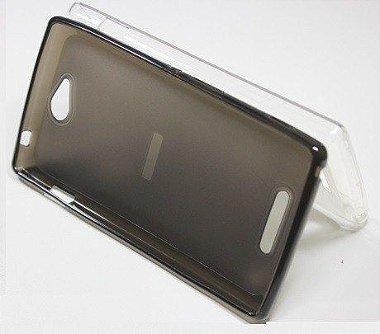 Capa Top Premium Sony Xperia C C2304 C2305 S39h Fume