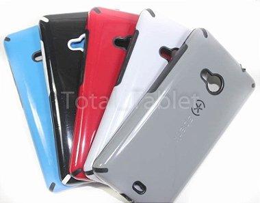 Capa Case Top Premium Nokia Lumia 535 Dual A Melhor ! ! ! ! Cinza Claro