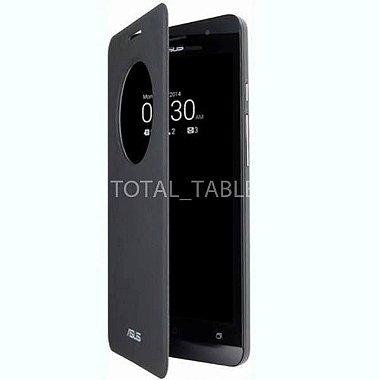 Capa Flip Case para Asus Zenfone Go Zc500 Todas as funções !