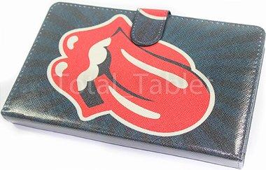 Capa Case Couro Tablet 7 Polegadas Teclado Usb Universal Top