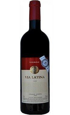 Vinho Verde Via Latina Vinhão Tinto 750ml