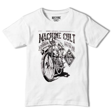 Camiseta Motocicleta P