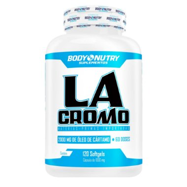 LA Cromo Body Nutry 120 softs