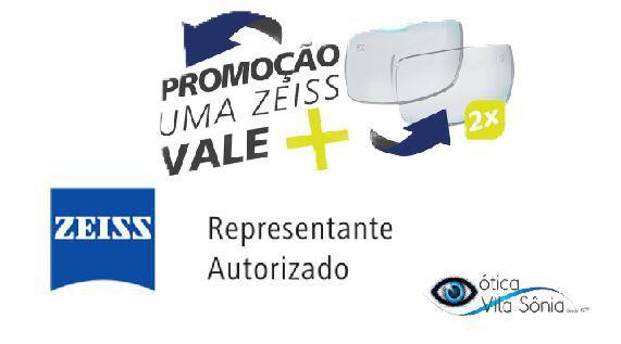 ZEISS PRECISION PLUS PROGRESSIVE 1.67 LENTES FINAS - Ótica Vila Sônia e19d2cea2f