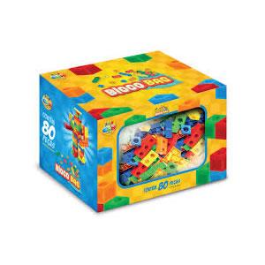 brinquedo-de-montar-bloco-bag-ggbplast-80-pecas