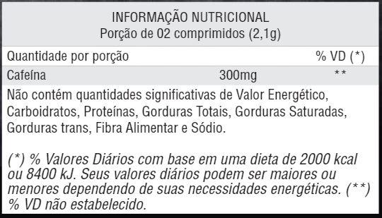KIMERA - termogênico para emagracimento - RX Suplementos Alimentares
