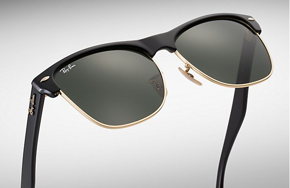 RAY-BAN RB4175 OVERSIZED 877 CLUBMASTER - New Store - A melhor loja ... ac9c41883b