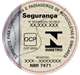 Capacete Certificado conforme Portaria 456 INMETRO e NBR 7471 conforme Portaria nº333 INMETRO.