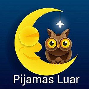 780654c48bb71b Lua cheia - Pijamas Luar