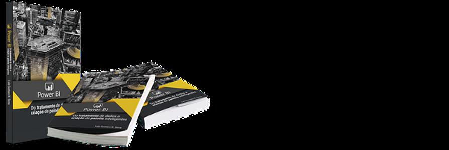 Power Bi em Livro