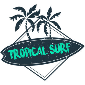 Tropical Surf