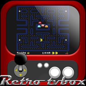 Video Game Retro Tv Box