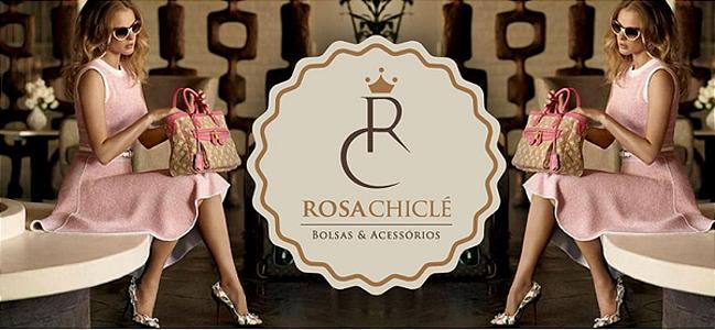 Rosa Chiclé Bolsas & Acessórios