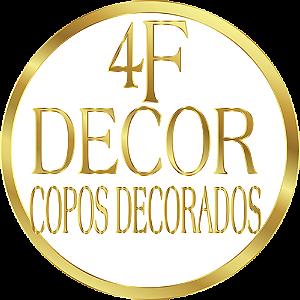 4F Decor | Copos, Taças Personalizadas SP