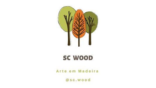 SC WOOD Arte em Madeira