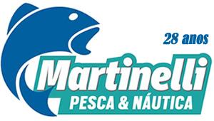 Martinelli Pesca e Náutica - 28 anos