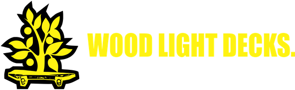 Wood Light Decks