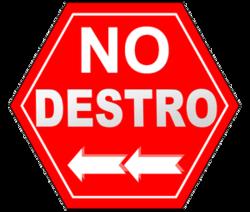 NO DESTRO
