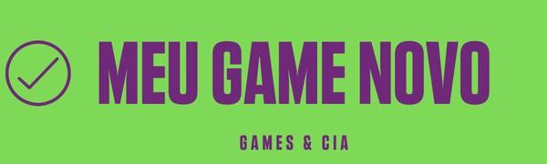 Meu Game Novo