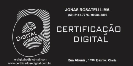 e-Digital Certificados Digital