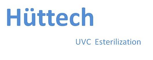 Hüttech UVC Esterilization