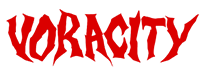 Voracity - Camiseta Rocker & Streetwear
