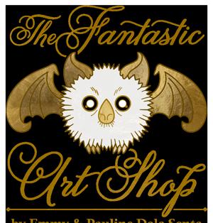 The Fantastic Art Shop