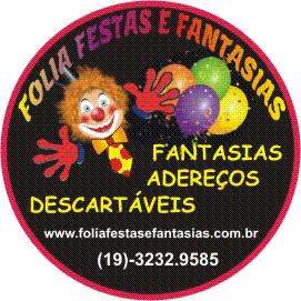 Folia Festas e Fantasias