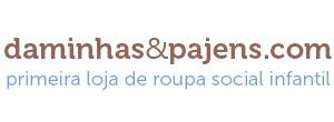 Daminhas & Pajens: Compre Roupas e Calçados para Damas e Pajens