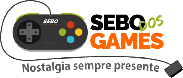 Sebo dos Games - Black Friday de Games Antigos e Usados