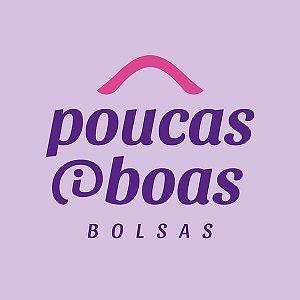 poucasiboasBolsas