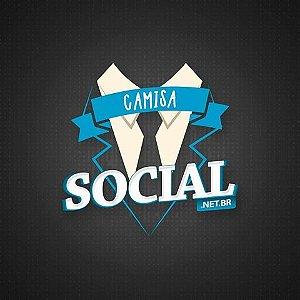 Camisa Social oficial A Maior loja de Camisa Social e Gravatas no Atacado E Varejo do Brasil.