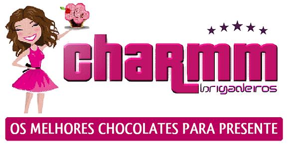 CHARMM BRIGADEIROS - CHOCOLATES PARA PRESENTE®