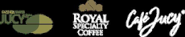 Cafés Especiais Jucy e Royal