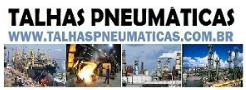Talhas Pneumáticas  100% nacional   Monterroso