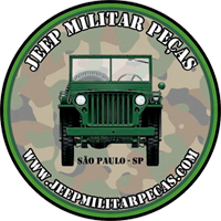 Jeep Militar Peças