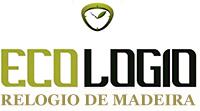 ECOLOGIO  Relógio de Madeira Artesanal, Sustentável  e Customizado