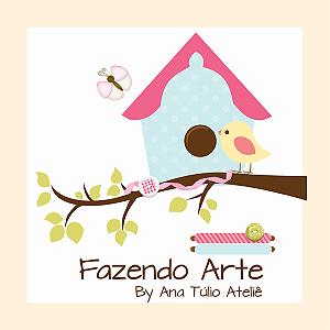 Fazendo Arte By Ana Tulio Ateliê