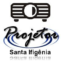 Projetor Santa ifigênia