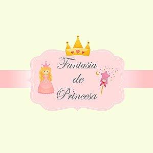 Fantasia de Princesa