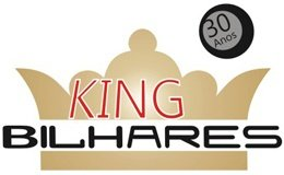 King Bilhares - Fabricados em Florianópolis e vendidos para todo o Brasil.
