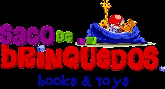 Saco de Brinquedos - Books & Toys